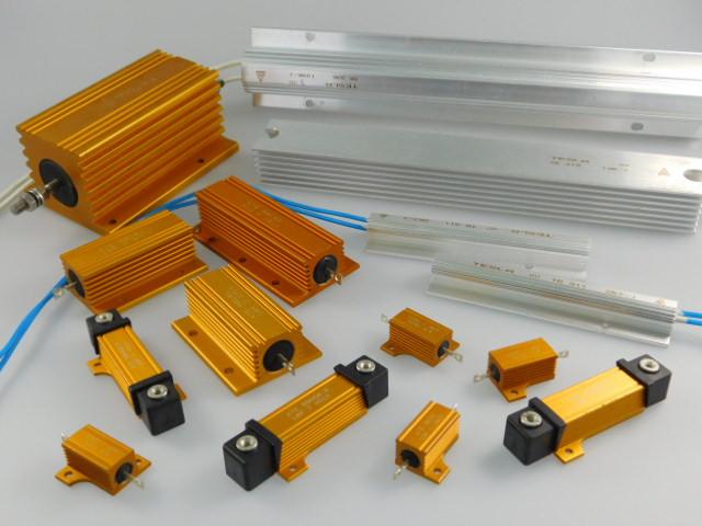 Resistors AL case